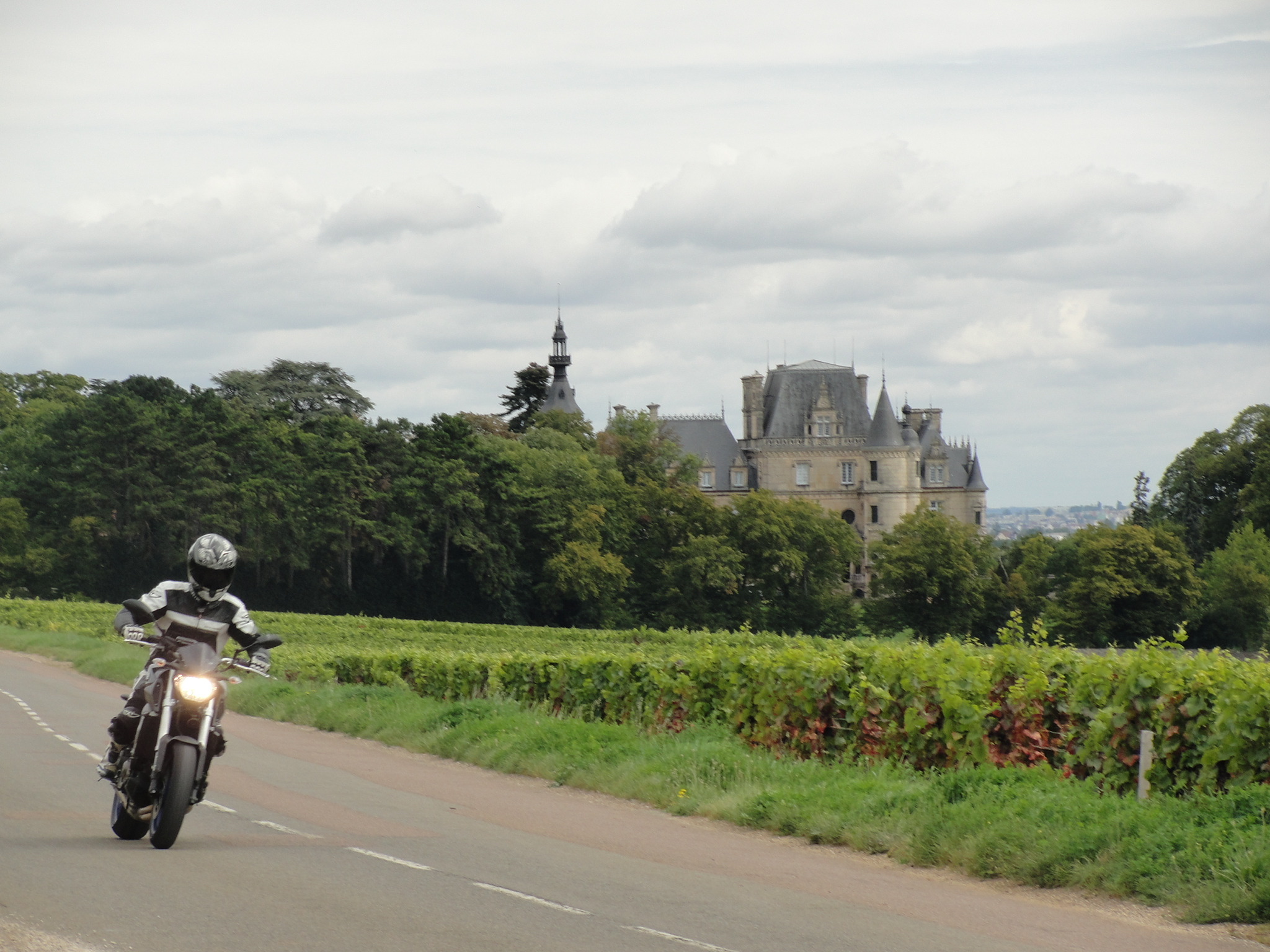 Zooming into Burgundy